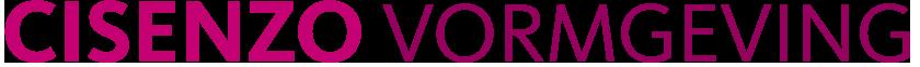 Cisenzo vormgeving Logo
