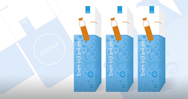 CBR ontwerp verpakking