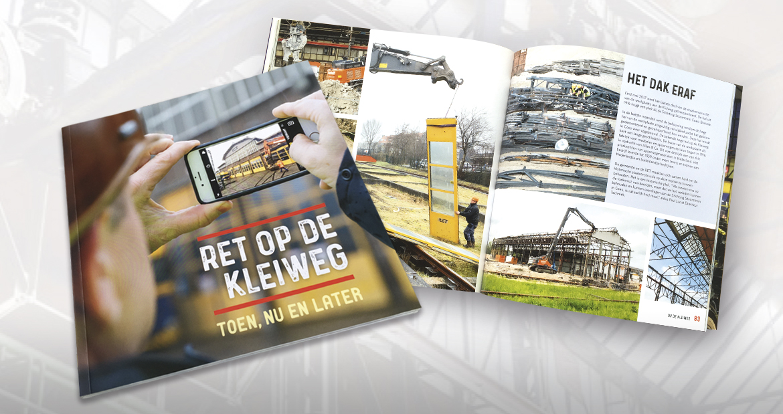 RET ontwerp fotoboek