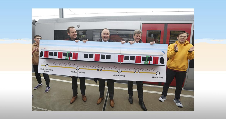 RET opening metro